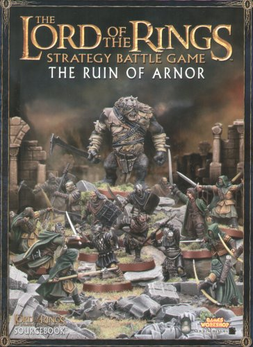 Games Workshop The Ruin of Arnor Lord of the Rings Supplement