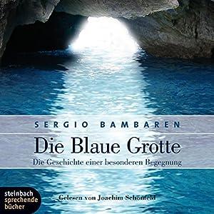 Die blaue Grotte Hörbuch