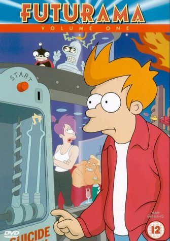 Futurama: Season 1 [DVD]