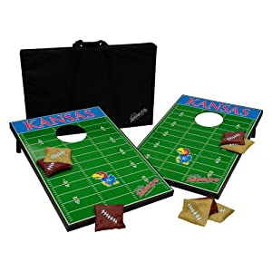 NCAA Kansas Jayhawks Tailgate Toss Game