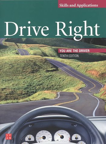 DRIVE RIGHT 2000 SKILLS AND APPLICATIONS WORKBOOK SE