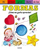 img - for Mi primer gran libro de las formas (Mi primer gran libro de . . . series) book / textbook / text book