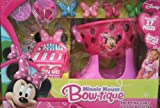 Minnie Mouse Bow-tique Shopping Cart and Cash Register