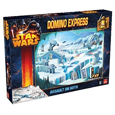 Goliath - 80980.008 - Jeu d'action et de Réflexe - Domino Express Classic - Star Wars