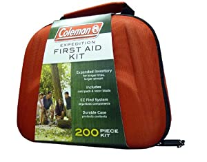 Coleman Expedition First Aid Kit by Coleman