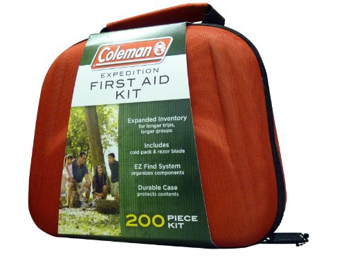 Coleman Expedition First Aid Kit
