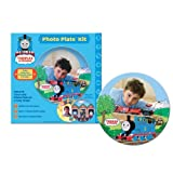 HIT Thomas The Tank Engine Personalized Train Photo Plate Kit