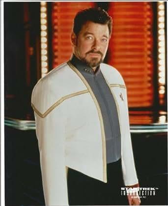 Amazon.com: Jonathan Frakes as William Riker in Star Trek