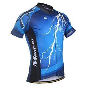 2013 Monton Positive Energy Mens Outdoor Road Short-sleeve Biking Cycling Jersey Shirt Cloth Wear by Monton