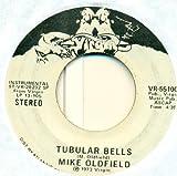 TUBULAR BELLS / TUBULAR BELLS (NOW THE ORIGINAL THEME FROM
