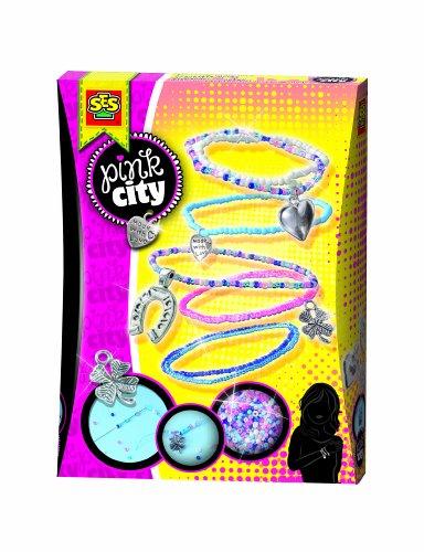 ses-14322-pink-city-braccialetti-con-ciondoli