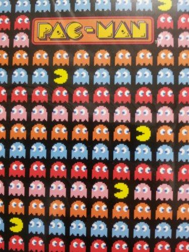 PAC-MAN パックマン ポスターカード 非売品