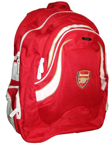 Arsenal Football The Gunners Premier League Backpack