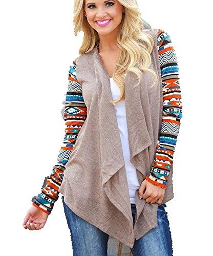 Hot-Hanger-Womens-Plus-Size-Pocket-Long-Sleeve-Cardigan