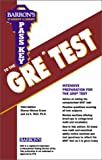 Pass Key to the Gre Test: Graduate Record Examination (Barron's Pass Key to the Gre, 3rd ed) (0764107828) by Green, Sharon
