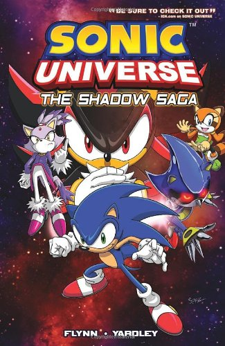 Sonic Universe 1: The Shadow Saga (Sonic the Hedgehog)
