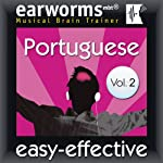Rapid Portuguese, Volume 2 |  earworms Learning