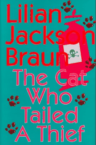 Image for The Cat Who Tailed a Thief (Cat Who...)