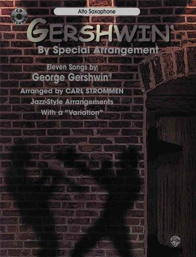 Gershwin by Special Arrangement (Jazz-Style Arrangements with a ''Variation''), Gershwin, George, Strommen, Carl