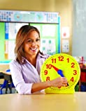 Learning Resources Big Time 12-Hour Demonstration Clock