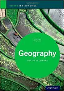 Geography university giude