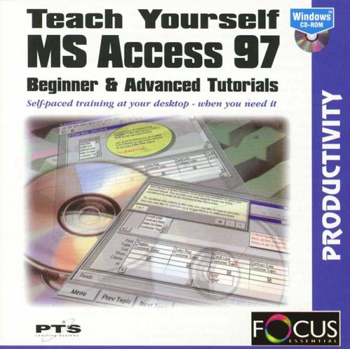 Teach Yourself Microsoft Access 97