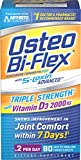 Osteo Bi-Flex Triple Strength with Vitamin D3 2000 iu, 80 Count