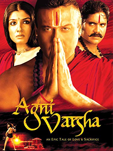 Agnivarsha on Amazon Prime Video UK