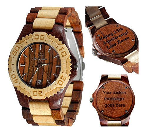 Wood-Watch-Customizable-Personal-Message-Laser-Engraving