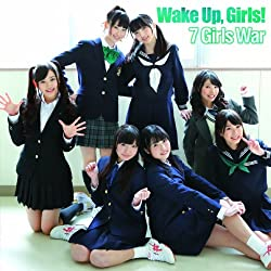 7 Girls War[CD+DVD]