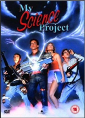 My Science Project [DVD]