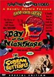 Day of Nightmare & Scream of Butterfly [DVD] [1965] [Region 1] [US Import] [NTSC]