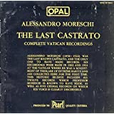 classical music Last Castrato Audio CD classical music