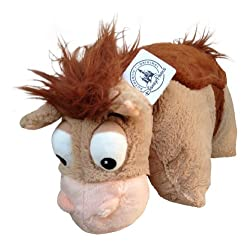 Disney Park Toy Story Bullseye the Horse Pillow Pal Plush Pet Doll NEW