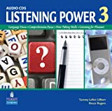 img - for Listening Power 3 Audio CD book / textbook / text book