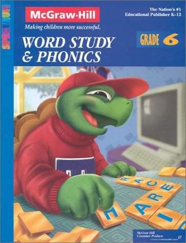 Spectrum Series Word Study and Phonics:  Grade 6, Mary Lou Maples; Joyce R. Rhymer (Series Editor); Suzanne Kloss (Project Editor)