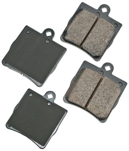 Disc Brake Pad Set-ThermoQuiet Disc Brake Pad Front Wagner fits 08-11 Ford Focus