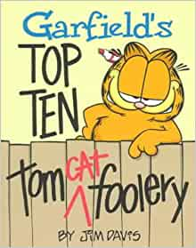 Garfield's Top Ten Tom Cat Foolery: Jim Davis: 9780836228755: Amazon