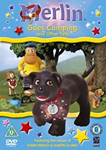 Merlin The Magical Puppy: Merlin Goes Camping And Other Tails [DVD]