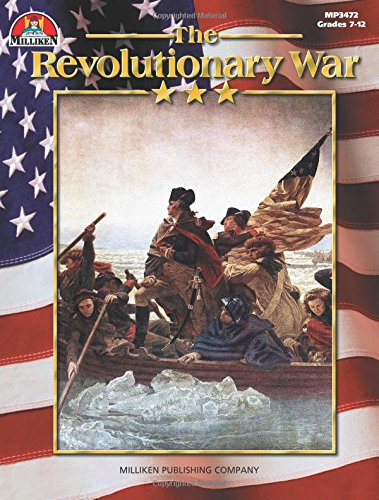 The Revolutionary War (Milliken Publishing Company compare prices)