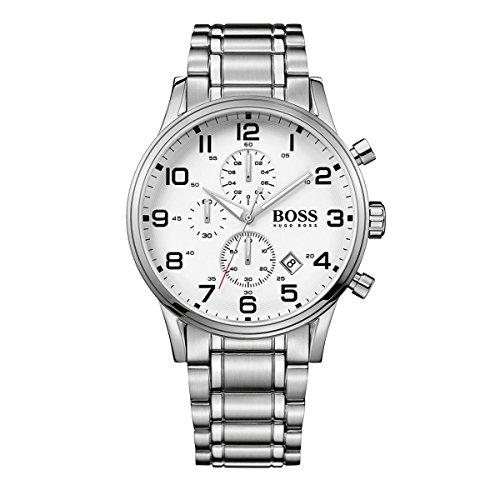Hugo Boss De los hombres Men's Chronograph Analógico Dress Cuarzo Reloj 1513182
