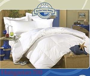 Amazon Com Marrikas 700tc Hungarian Goose Down King Comforter Home