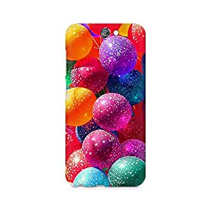 Mobicture Balloons Premium Printed Case For HTC One A9