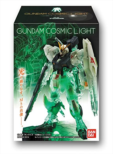 GUNDAM COSMIC LIGHT 6個入 BOX (食玩・ガム)