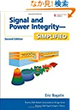 Signal and Power Integrity - Simplified (Prentice Hall Signal Integrity Library)