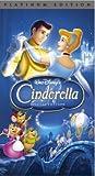 Cinderella (Platinum Edition) VHS