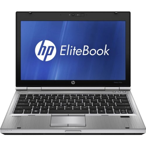 HP EliteBook 2560p i7-2620M 2.70GHz 4GB RAM 250GB HDD DVD-ROM Webcam 12.5
