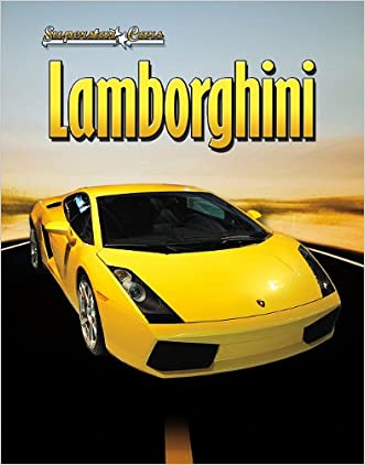 Lamborghini (Superstar Cars) written by James Bow