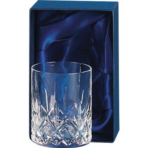 Crystal of Distinction Hand Cut 24% Lead Crystal Whisky Glass in Presentation Box
