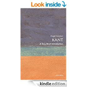 Kant: A Very Short Introduction (Very Short Introductions)